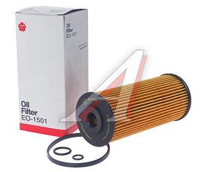 Фильтр масляный ISUZU NLR85 SAKURA EO1501, OX680D, 8980188580/16500158610