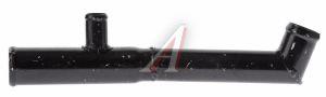 Патрубок МАЗ от радиатора к водяному насосу металлический ОАО МАЗ 4370-1303240-010, 43701303240010