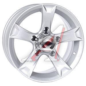 Диск колесный УАЗ литой R15 Триал Сильвер КС-621 K&K 5х139,7 ЕТ5 D-110,1