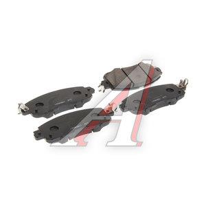 Колодки тормозные NISSAN Teana передние (4шт.) OE D1060-3TA0A