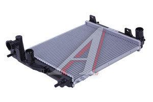 Радиатор HYUNDAI Getz (1.1-1.6) МКПП NISSENS 67093, 253101C200, 253101C206