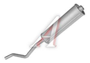 Глушитель УАЗ-3303 Баксан 3303-1200012, 3303-1200012-06, 452Д-1200012-10