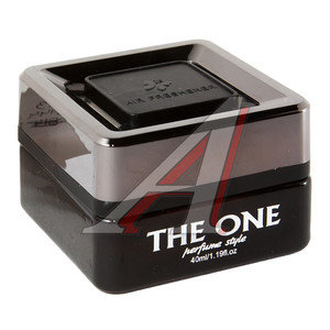 Ароматизатор на панель приборов гелевый (THE ONE man) 40мл The One FKVJP ONEQ-08,