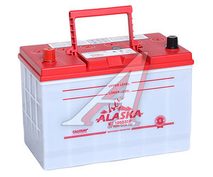 Аккумулятор ALASKA MF calcium+ 90А/ч 6СТ90 105D31R MF, 105D31R MF
