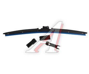 Щетка стеклоочистителя 400мм бескаркасная (7 адаптеров) Universal All Seasons MEGAPOWER M-75016