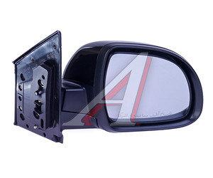 Зеркало боковое SSANGYONG Actyon (10-) правое (черное) (без автоскладывания,обогрев) OE 7894034030LAK