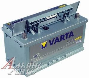 Аккумулятор VARTA Silver Dynamic 100А/ч обратная полярность 6СТ100 H3, 600 402 083 316 2