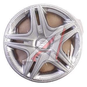 Колпак колеса R-13 декоративный серый комплект 4шт. ДАКАР ДАКАР R-13