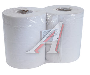 Салфетка бумажная 200х250мм двухслойная в рулоне АВАНГАРД VSP-10(KP208)