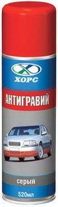 Антигравий черный аэрозоль 0.52л ХОРС ХОРС, 1084