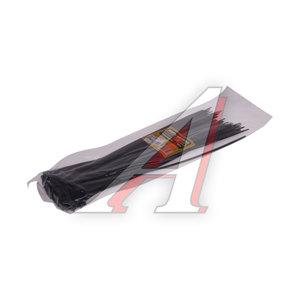 Хомут-стяжка 300x3.6 нейлон черный (100шт.) NOVA BRIGHT 09243
