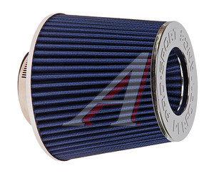 Фильтр воздушный PRO SPORT MEGA FLOW синий хром d=70 RS-02532
