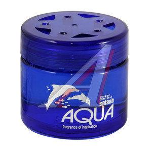 Ароматизатор на панель приборов гелевый (океанский бриз) 60мл Aqua Splash FKVJP ASL-59