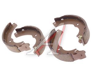 Колодки тормозные NISSAN MITSUBISHI задние барабанные (4шт.) NIBK FN6729