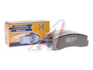 Колодки тормозные ВАЗ-2121,2123 передние (4шт.) HOLA 2121-3501090, BD816