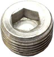 Пробка ВАЗ-2101-07 коллектора коническая М20х1.5 10268450,