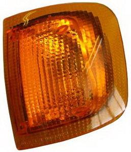 Рассеиватель ГАЗ-31029,3302,3110 указателя поворота передний левый ОСВАР 3502.3726200-01, 3502/3512.3726204-01 (л/п)