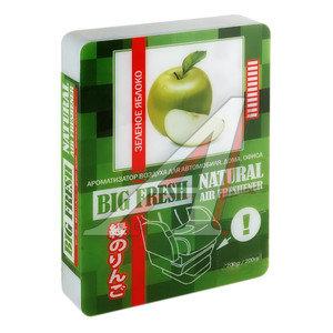 Ароматизатор под сиденье гелевый (яблоко зеленое) 200г Big Fresh FKVJP BF-56 \Big Fresh, BF-56