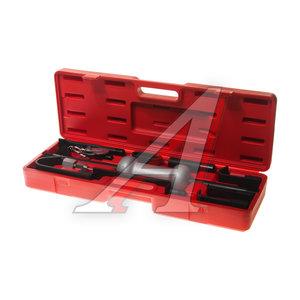 Набор инструментов для кузовных работ (молоток, крюки, цепь) в кейсе 9 предметов ROCK FORCE RF-665B