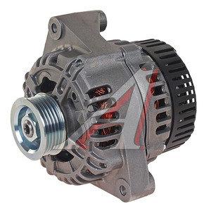 Генератор ВАЗ-2123 (выпуска после 2003г.) инжектор 14В 80А ПРАМО-ИСКРА 5112.3771, 5112.3771 Т, 2123-3701010-01