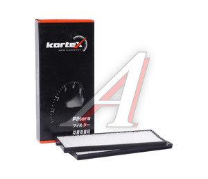 Фильтр воздушный салона HYUNDAI Accent (02-),Getz (02-) (2шт.) KORTEX KC0004, LA195/S, 97617-1C001