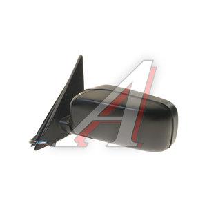 Зеркало боковое BMW левое электропривод, тонированное ALKAR 6125486, 51168119159, 51168137367
