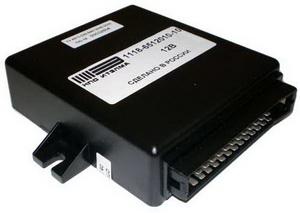 Блок управления ВАЗ-1118 электростеклоподъемниками 1118-6512010-10, 11180-6512010-10