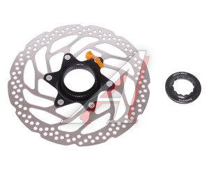 Тормозной диск 160мм C.Lock только для пласт колод RT30 SHIMANO ESMRT30