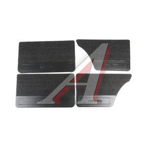 Обивка двери ВАЗ-2106 Люкс комплект 2106-610/6202012/13Л, 2106-6102012