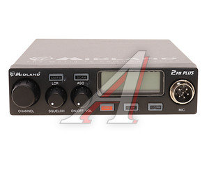 Радиостанция автомобильная ALAN 278 Plus ASQ Alan 278 Plus ASQ