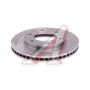 Диск тормозной MITSUBISHI L200 передний (1шт.) BREMBO 09.A868.10, DF4920, MN102276