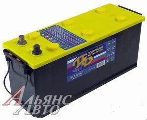Аккумулятор ПОДОЛЬСК 132А/ч обратная полярность 6СТ132