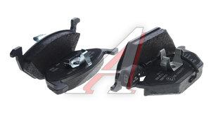 Колодки тормозные VW Golf 5 SKODA Octavia передние (4шт.) (эконом) OE JZW698151, GDB1658, JZW698151/1K0698151A/1K0698151G/1K0698151F