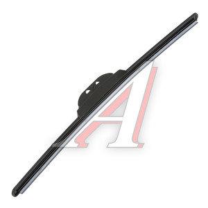 Щетка стеклоочистителя 330мм беcкаркасная (крепление крючок) Super Flat Graphit ALCA AL-043, 043000