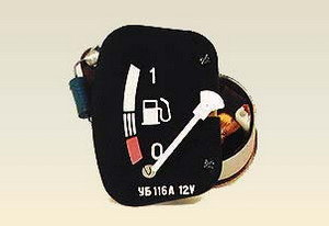 Указатель топлива ГАЗ-2410,31029 АВТОПРИБОР УБ116А, УБ116А-3806010