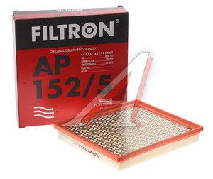 Фильтр воздушный OPEL Insignia (08-) FILTRON AP152/5, LX2683, 08 34 647