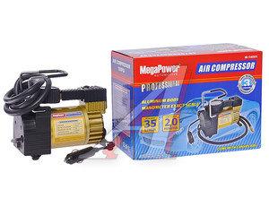Компрессор автомобильный 35л/мин. 7атм. 14А 12V (сумка) MEGAPOWER M-14001,