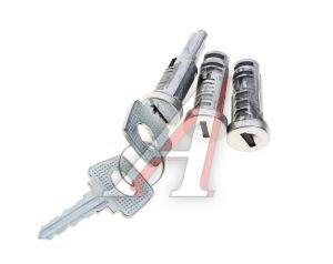Личинка ВАЗ-2108-099 замка комплект ДААЗ 2108-6100040*, 21099560607010, 2108-6100040