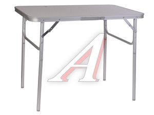 Стол туристический складной алюминиевый / МДФ 900х600х300мм PALISAD 69583