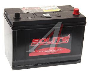 Аккумулятор SOLITE 95А/ч обратная полярность 6СТ95 115D31L, 115D31L