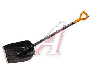 Лопата снеговая пластиковая с деревянным черенком FISKARS 142610, 142610