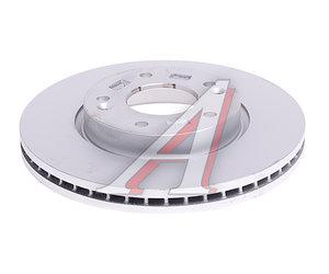 Диск тормозной HYUNDAI Tucson (04-),Getz KIA Sportage (04-) передний (1шт.) OE 51712-3K050, DF4283