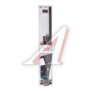 Шторка автомобильная для боковых стекол 60см (M) роликовая серая карбон сетчатая 2шт. FRENZO CONTRAS 1703339-565GY