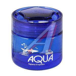 Ароматизатор на панель приборов гелевый (морской сквош) 60мл Aqua Splash FKVJP ASL-63,