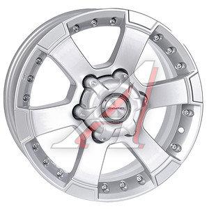 Диск колесный литой MITSUBISHI L200,Pajero Sport (08-) R16 М56 БП K&K 6х139,7 ЕТ38 D-67,1