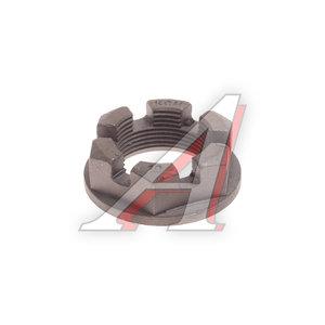 Гайка М39х2-5Н6Н МАЗ штанги реактивной,буксирного прибора (тефлон) СМ 5335-2402036/311701, СМ311701, 5335-2402036