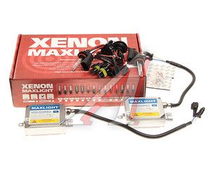 Оборудование ксеноновое набор HB3 6000K MAXLIGHT HB3 6000K MAXLIGHT, KMS LCL HB3-600