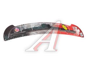 Щетка стеклоочистителя 430мм беcкаркасная (крепление крючок) Basic Line AVS 43157,