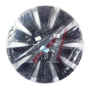 Колпак колеса R-15 декоративный трафарет комплект 4шт. ТОРНАДО ТОРНАДО ТРАФАРЕТ R-15,