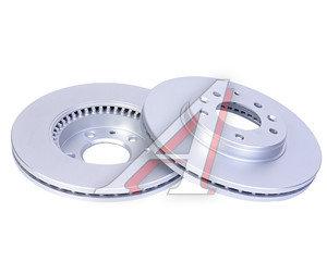 Диск тормозной MAZDA 6 (02-07) (2.0/2.3) передний комплект (старый номер 92125500) TEXTAR 92125503к-т, DF4386, GJ6Y-33-25XA